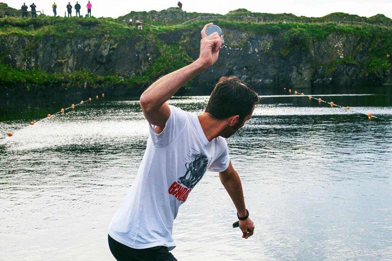 World Stone Skimming Championship