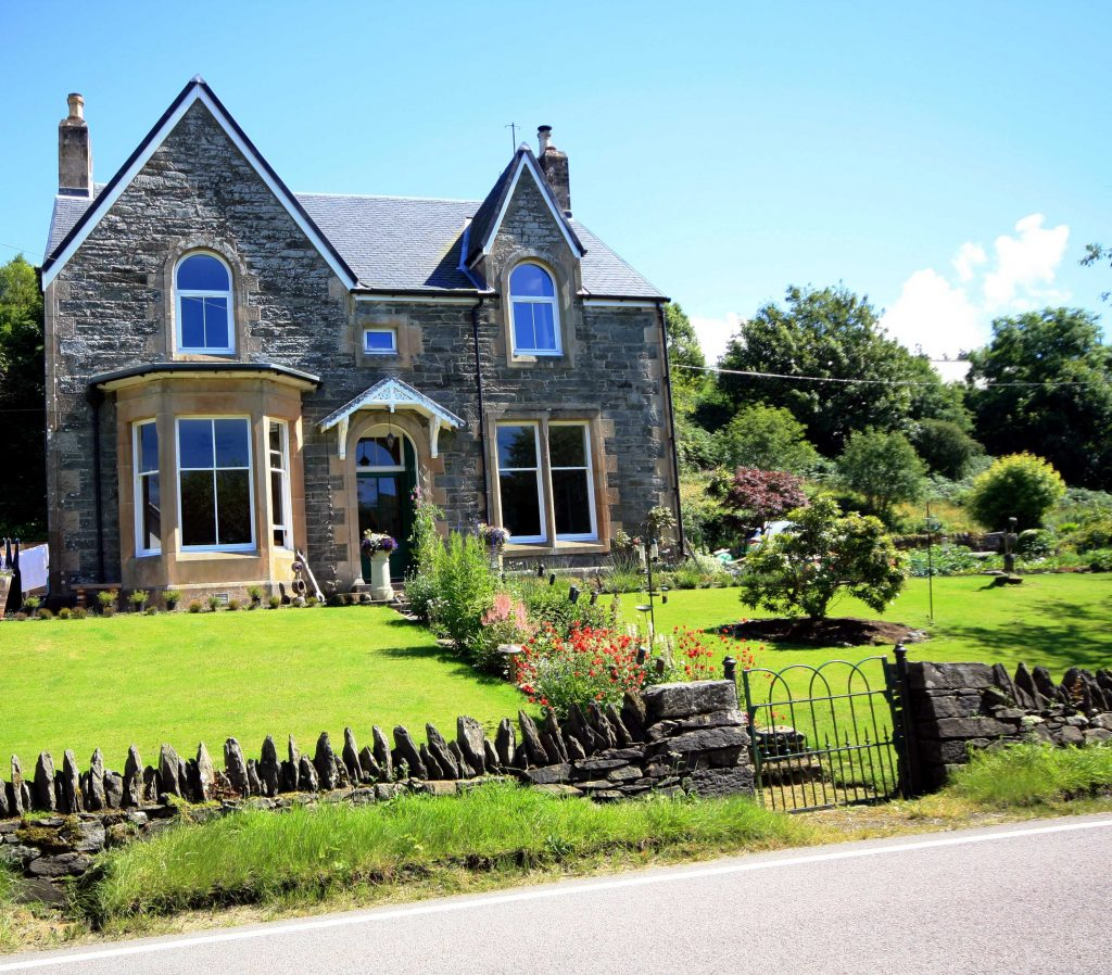 Old Manse Bed and Breakfast Kilmartin Glen